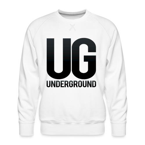 UG underground - Men's Premium Sweatshirt