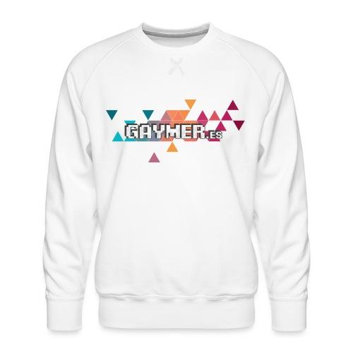 Logo Gaymer.es - Sudadera premium para hombre
