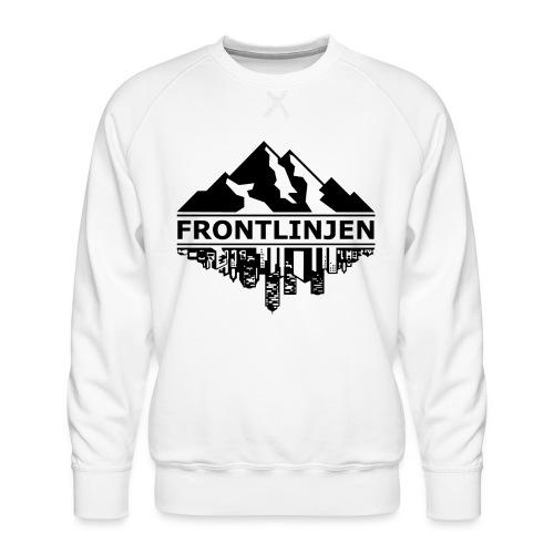 FRONTLINJEN - Premiumtröja herr