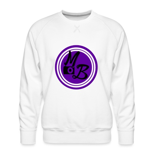 MirandaBos Merch - Mannen premium sweater