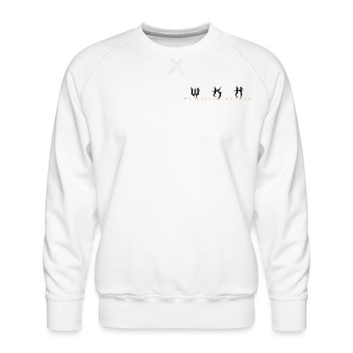 We Killed Hannah 1st Edition Classic - Men's Premium Sweatshirt