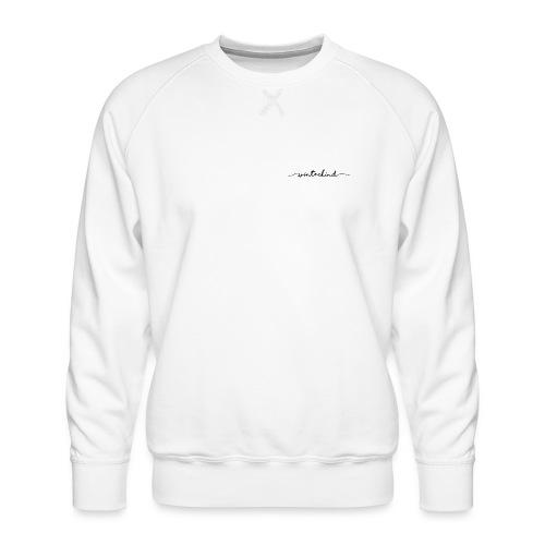 winterkind the emblem small - Männer Premium Pullover