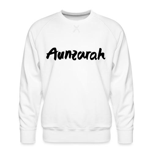 Aunzarah - Männer Premium Pullover