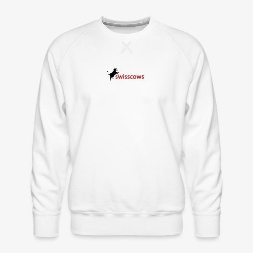 Männer T-Shirt - Männer Premium Pullover