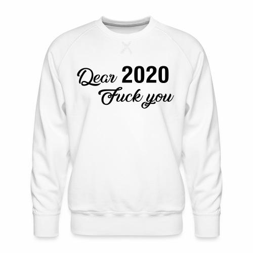 2020 - Männer Premium Pullover