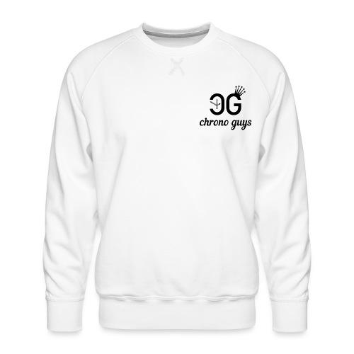 Svart Logga T-Shirt - Premiumtröja herr