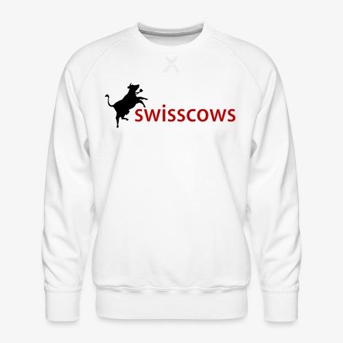 Swisscows - Männer Premium Pullover