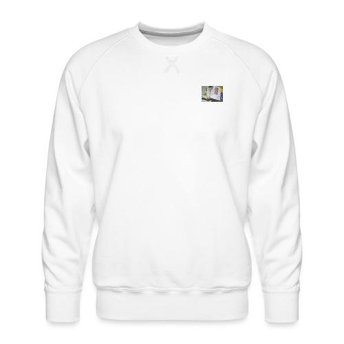 Money 1 - Männer Premium Pullover