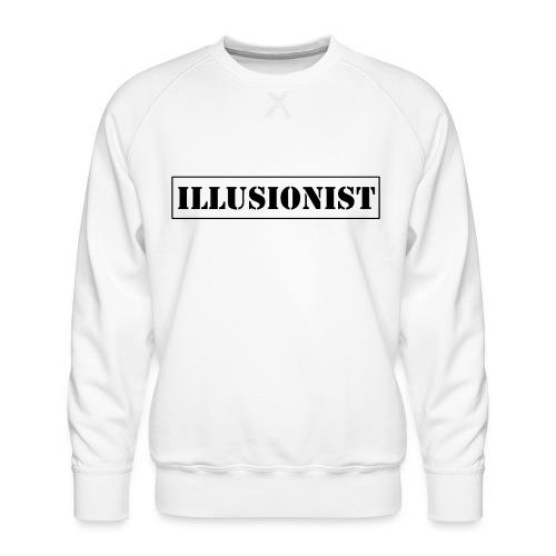 Illusionist - Men's Premium Sweatshirt
