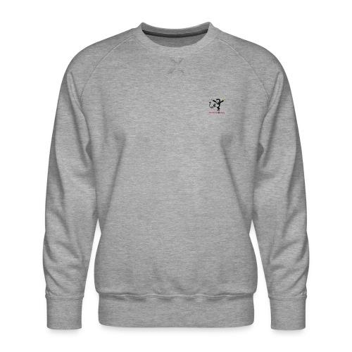 Sammy Happy In The Pocket - Men's Premium Sweatshirt