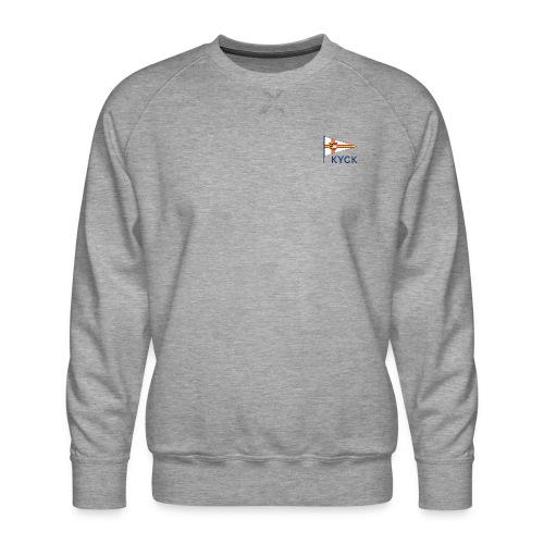 KYCK - classic - Männer Premium Pullover