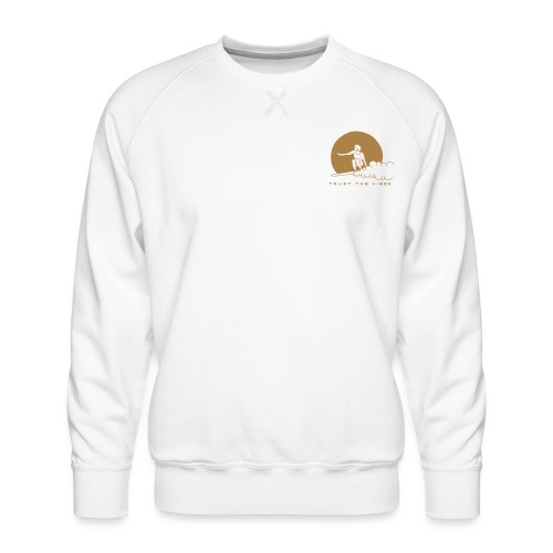 Moonsurfing - Men's Premium Sweatshirt