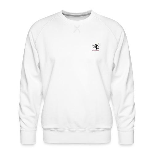 Sammy Waves in the Pocket - Men's Premium Sweatshirt