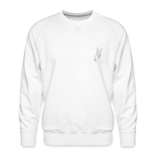 peace! - Männer Premium Pullover