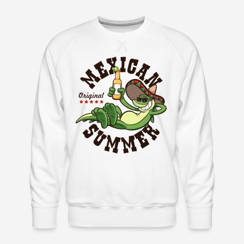 mexikanischer Sommer Mexiko - Männer Premium Pullover