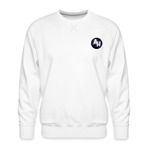 gamel design - Herre premium sweatshirt
