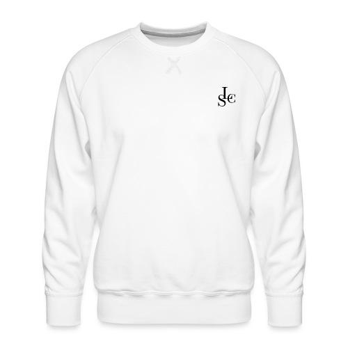 LSC Black - Herre premium sweatshirt