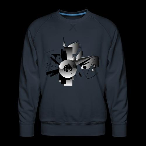 Sonic - Männer Premium Pullover