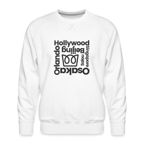 From Hollywood - Men's Premium Sweatshirt