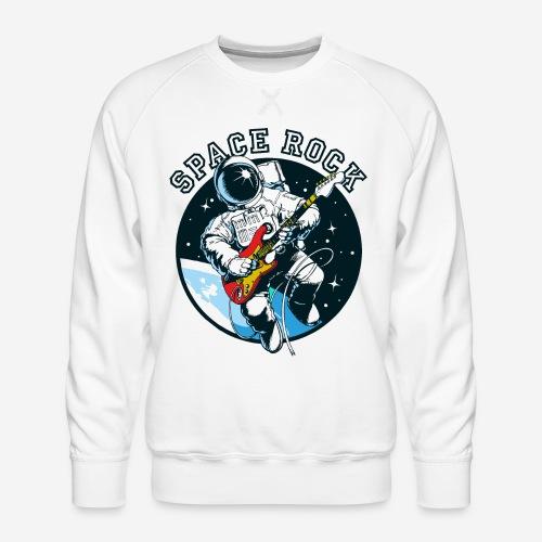 Weltraum-Astronautengestein - Männer Premium Pullover
