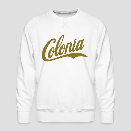 colonia - Männer Premium Pullover