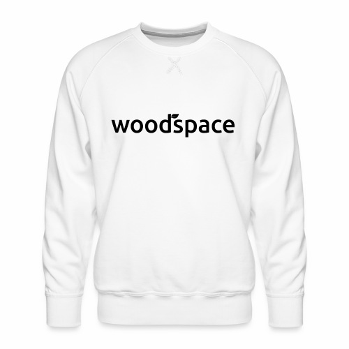 woodspace brand - Bluza męska Premium