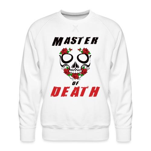 Master of death - black - Bluza męska Premium