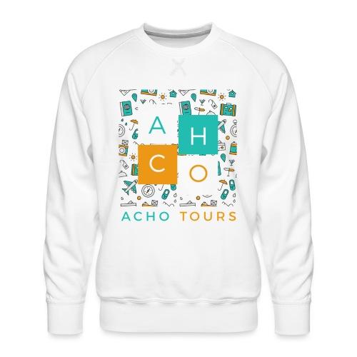 "ACHOtours ""fun"" - Sudadera premium para hombre"