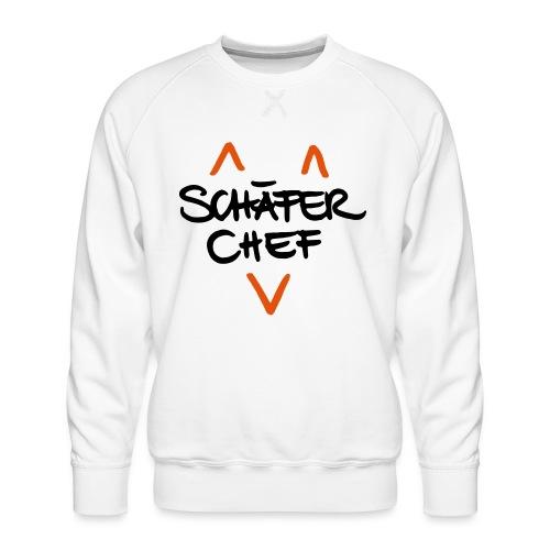 Schäferchef - Männer Premium Pullover