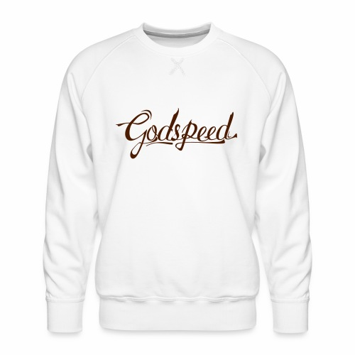 Godspeed 2 - Miesten premium-collegepaita