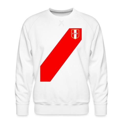 Seleccion peruana de futbol - Men's Premium Sweatshirt