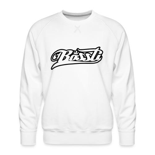 Bossti Hoodie - Männer Premium Pullover