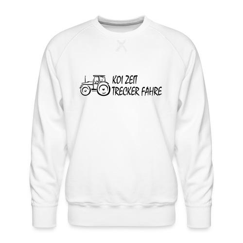 KoiZeit - Trecker - Männer Premium Pullover