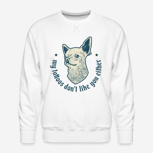 tätowieren - Männer Premium Pullover