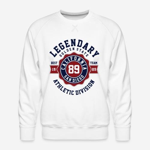 legendäre Sportabteilung - Männer Premium Pullover