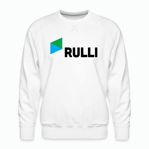 erulli - Miesten premium-collegepaita