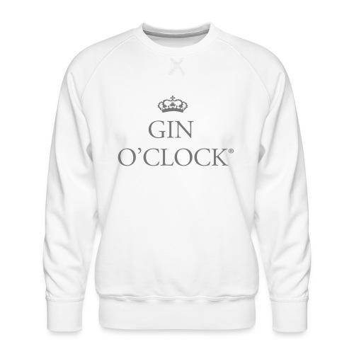 Gin O'Clock - Men's Premium Sweatshirt