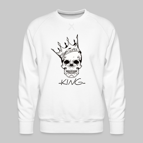 #Bestewear - King - Männer Premium Pullover