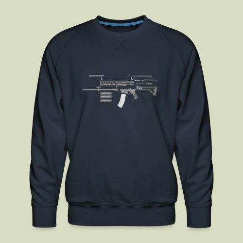 Robinson Armament XCR - Miesten premium-collegepaita