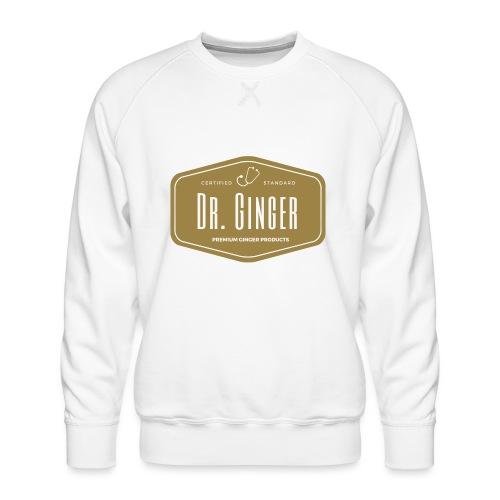 Dr. Ginger - Männer Premium Pullover