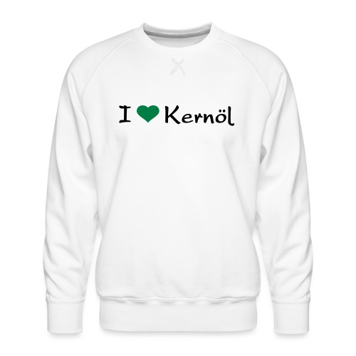 I mog Kernöl - Männer Premium Pullover