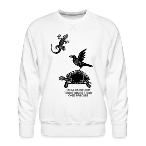 Echte artsen ... Exoten - Mannen premium sweater