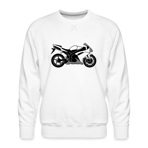 R1 07-on V2 - Men's Premium Sweatshirt