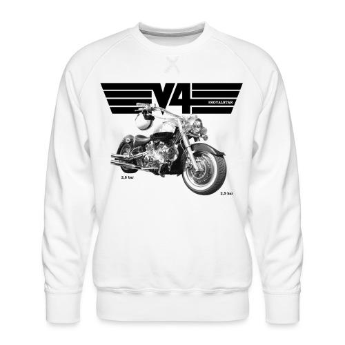 Royal Star Chopper WINGS 2 - Männer Premium Pullover