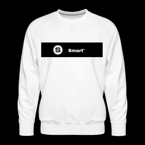 Smart' BOLD - Men's Premium Sweatshirt
