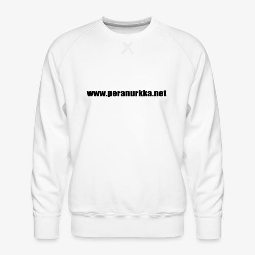 peranurkka - Men's Premium Sweatshirt