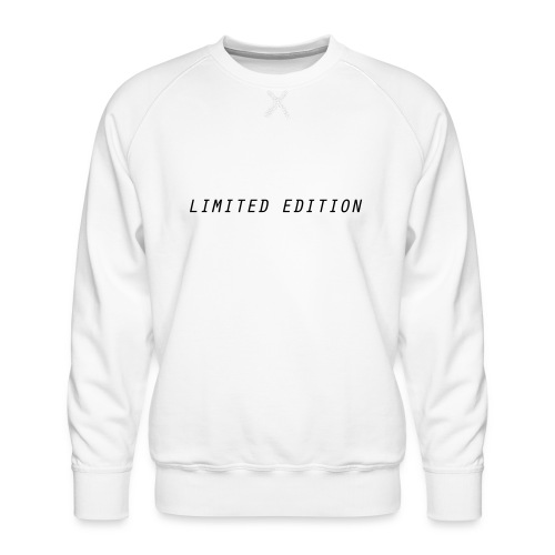 Limited edition - Men's Premium Sweatshirt