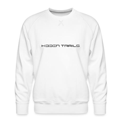 hidden trails - Männer Premium Pullover