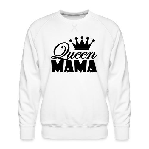 queenmama - Männer Premium Pullover