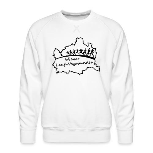 Laufvagabunden T Shirt - Männer Premium Pullover